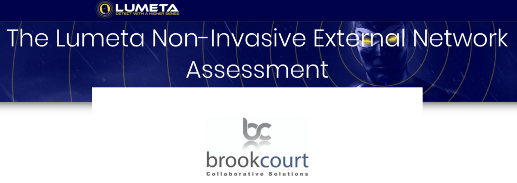 Free Non-Invasive External Network Security Assessment with Brookcourt & Lumeta/Firemon